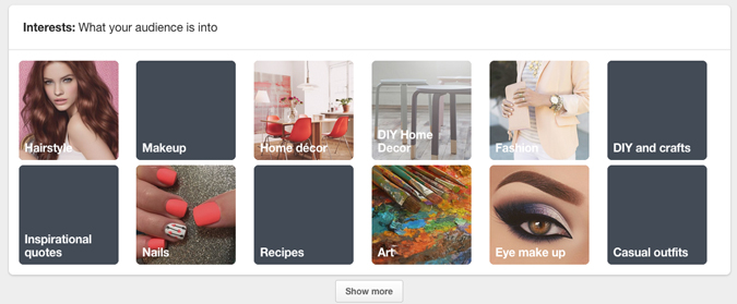 pinterest for bloggers