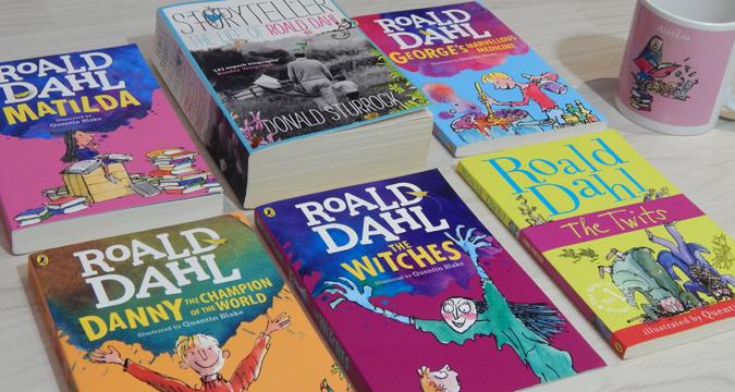 Roald Dahl Day 2017