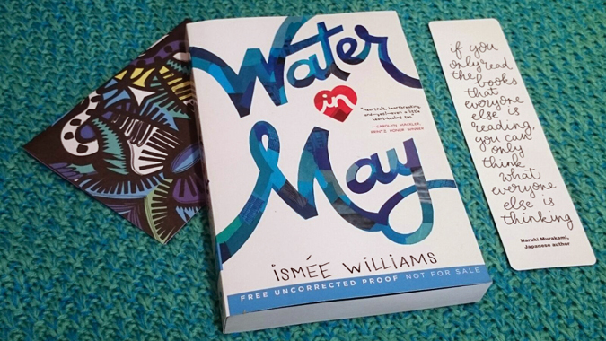 water in may by Ismee Amiel Williams