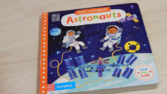 astronauts book review
