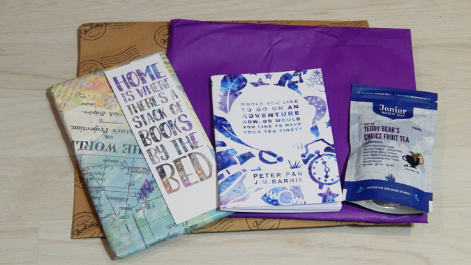 bookishly tea and book club review
