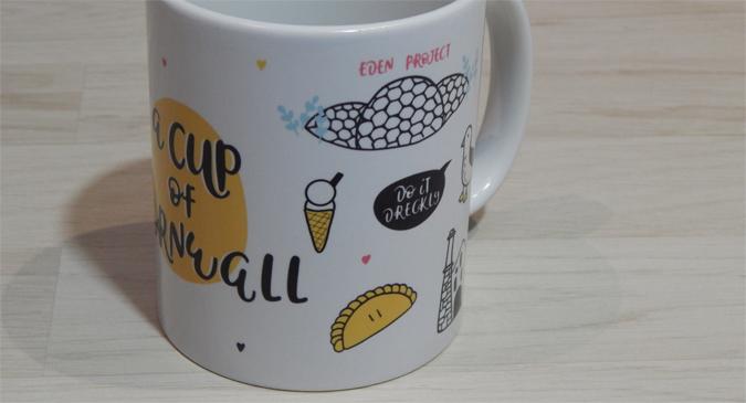 cornwall mug from Abbie Imagine