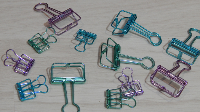 creoly binder clips review