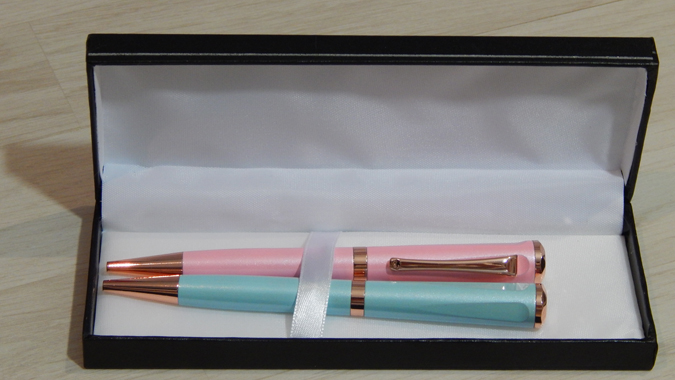 creoly rose gold ballpoint pens review