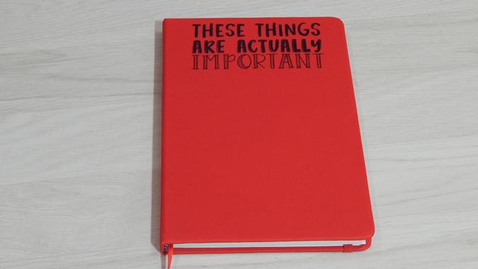 GLB Designs notebook