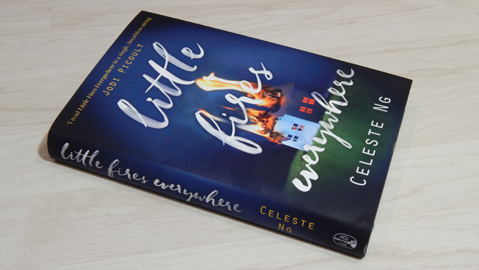 litle fires everywhere by Celeste Ng