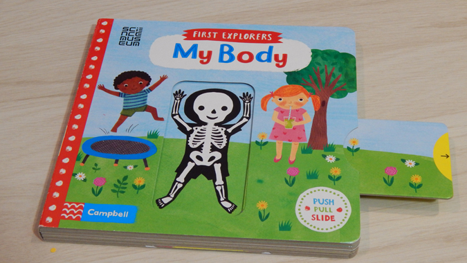 my body book review