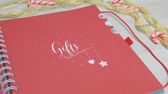 Busy B Christmas Planner review