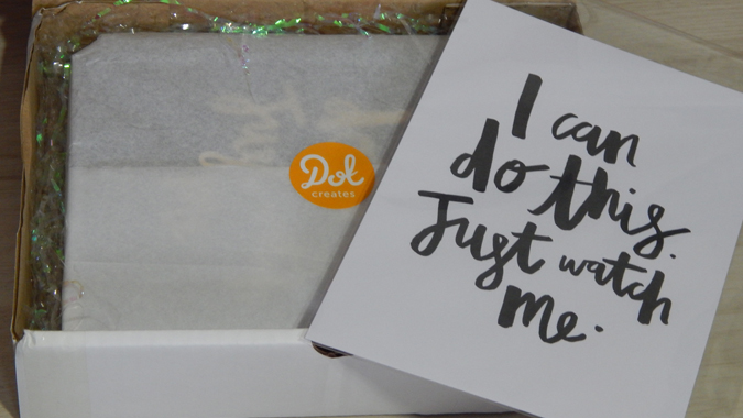 dot creates blog planner review