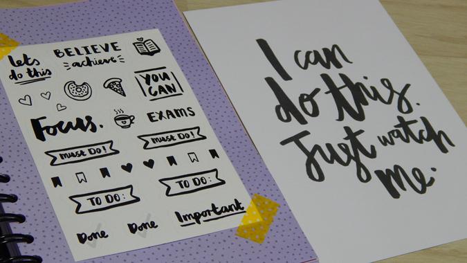dot creates blog planner review