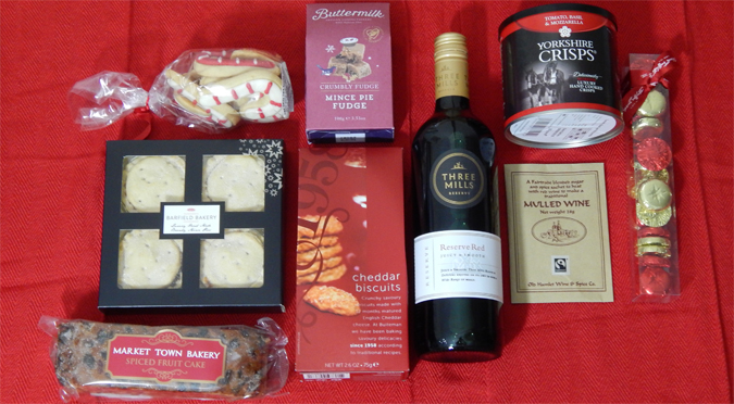 Virginia Hayward hamper review