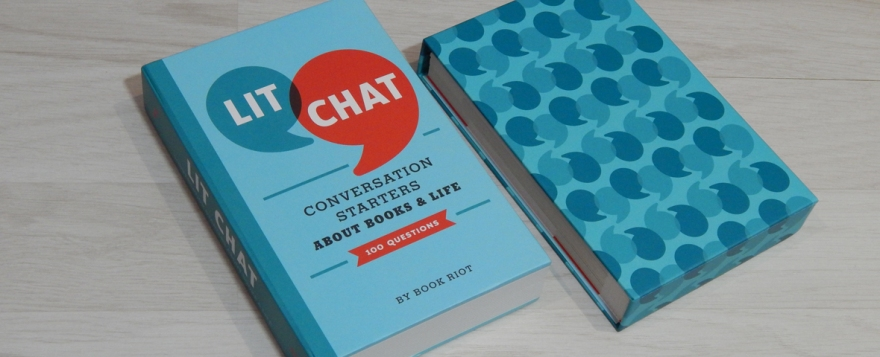 Lit Chat review