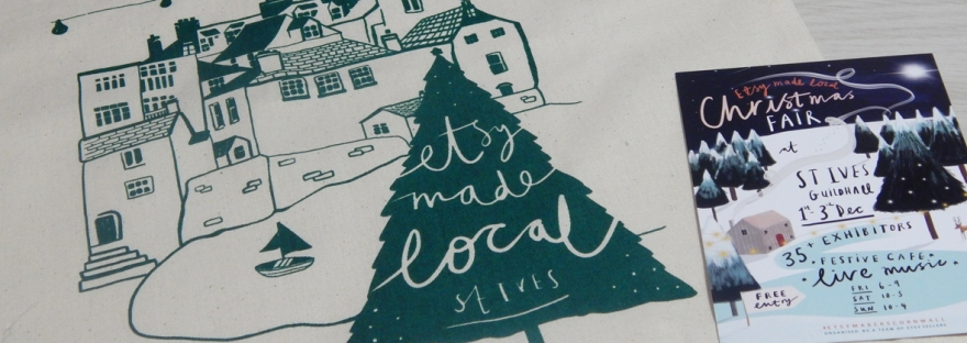 Etsy Made Local St Ives 2017