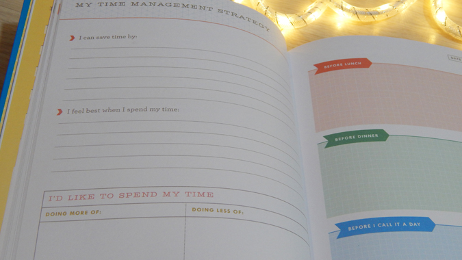 Make It Happen productivity tracker review