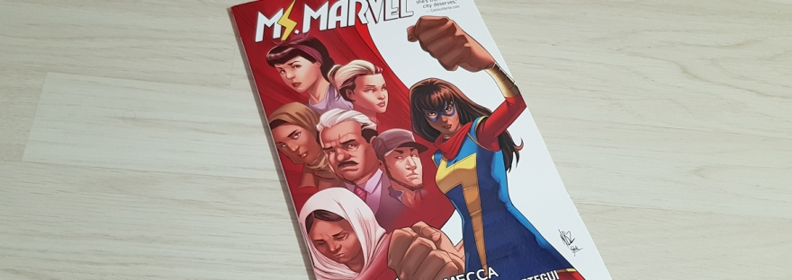 Ms Marvel Volume 8