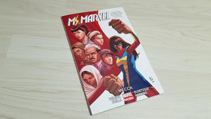 Ms Marvel Volume 8