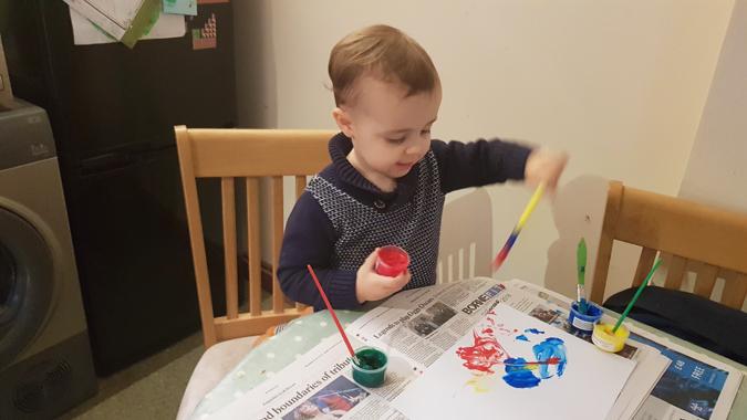 Jenson painting