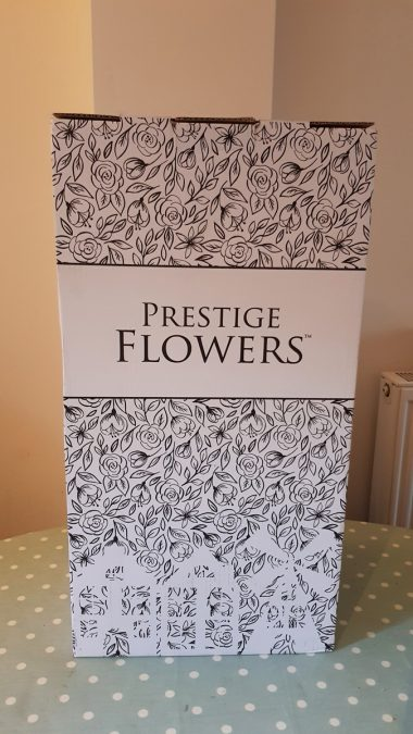 Valentine's Day gifts from Prestige Flowers