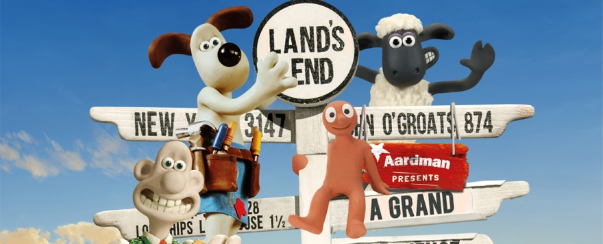 Aardman Presents: A Grand Experience at Land's End