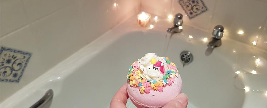 Bomb Cosmetics bath bombs