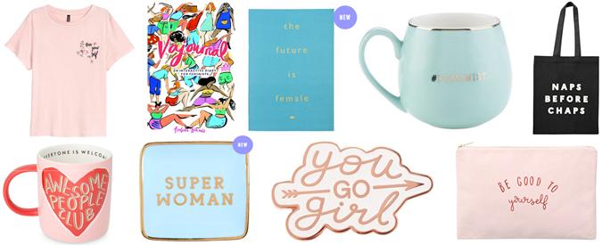 A girl power wish list
