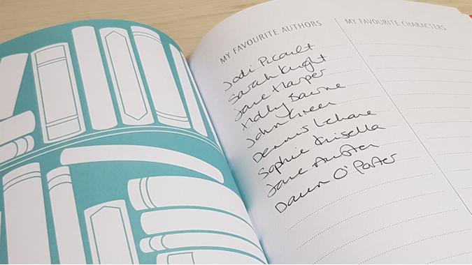 Teen Breathe List Journal review
