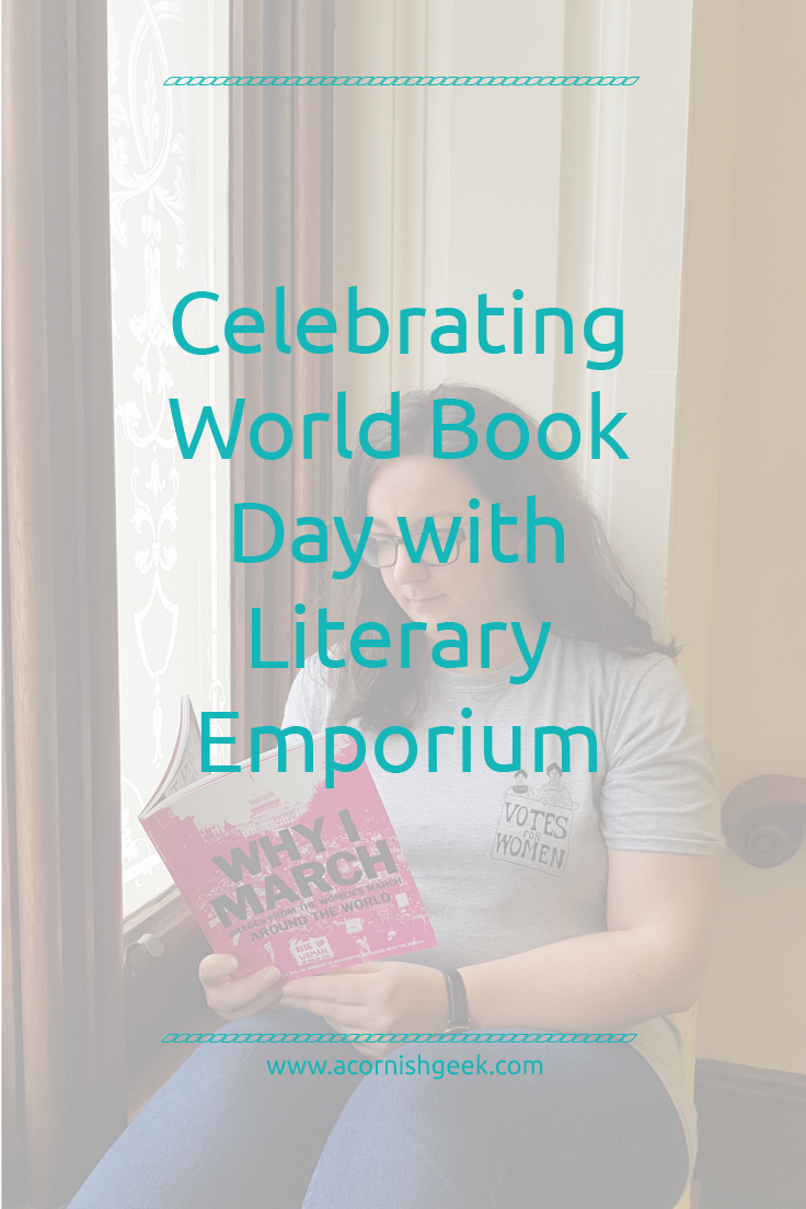 Celebrating World Book Day with Literary Emporium