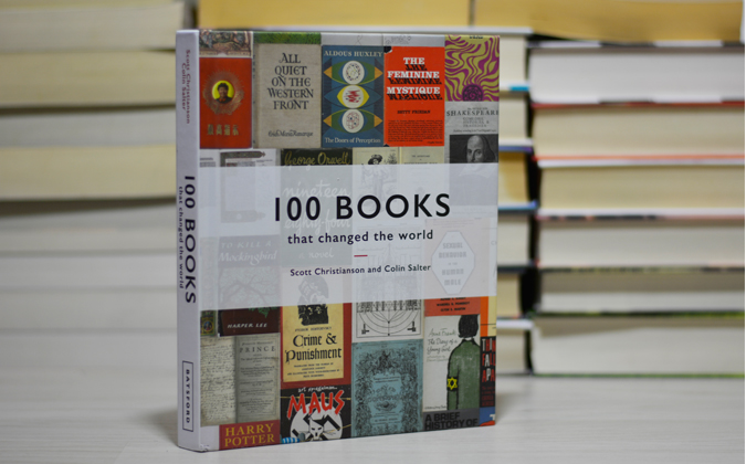 100 Books That Changed the World by Scott Christianson and Colin Salter