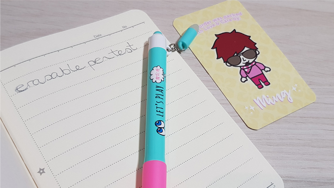 Blippo stationery review and giveaway