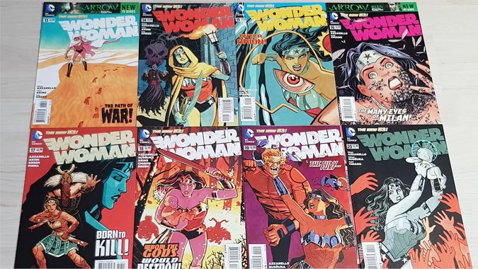 Free comic book haul