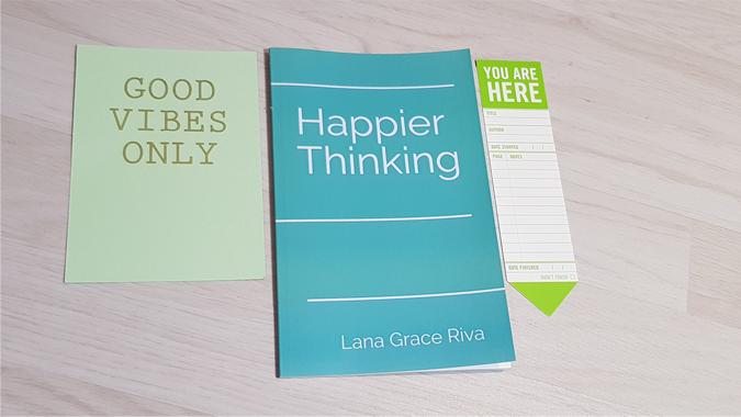 Happier Thinking by Lana Grace Riva