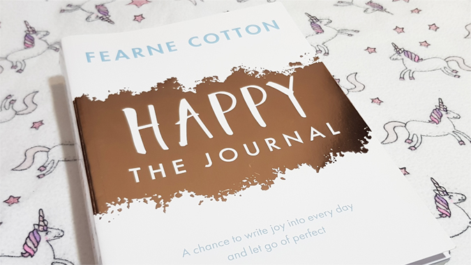 Happy Journal February 2018