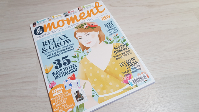 In the Moment magazine review
