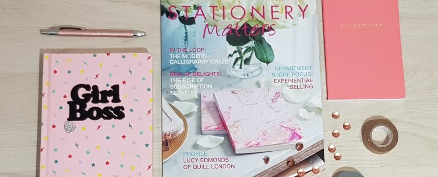 Stationery Matters magazine