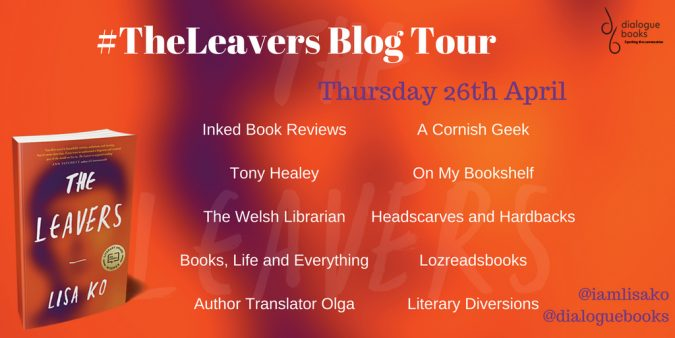 The Leavers blog tour