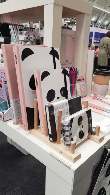 London Stationery Show 2018