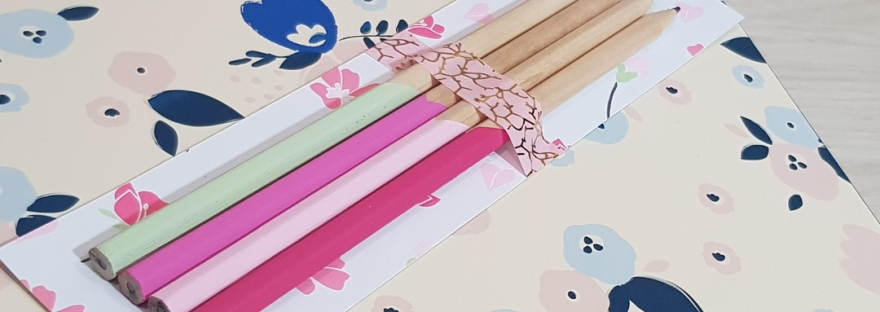 Tropical pencils from Not Only Polka Dots