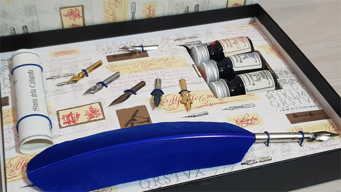 Quill set from Executive Pens Direct