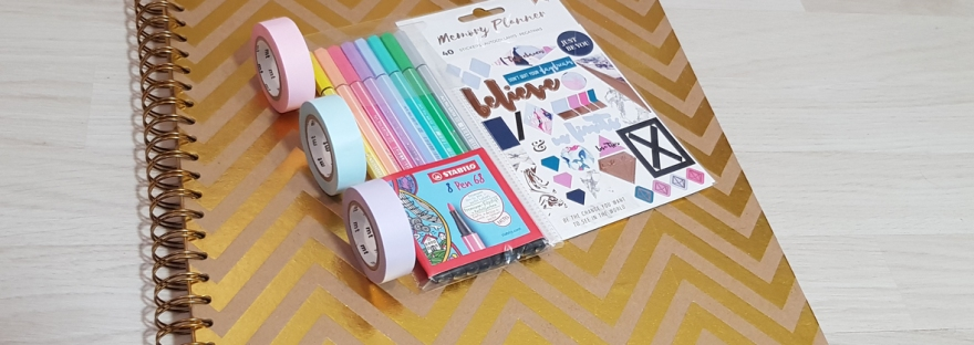 Scrapbook bundle from Ryman
