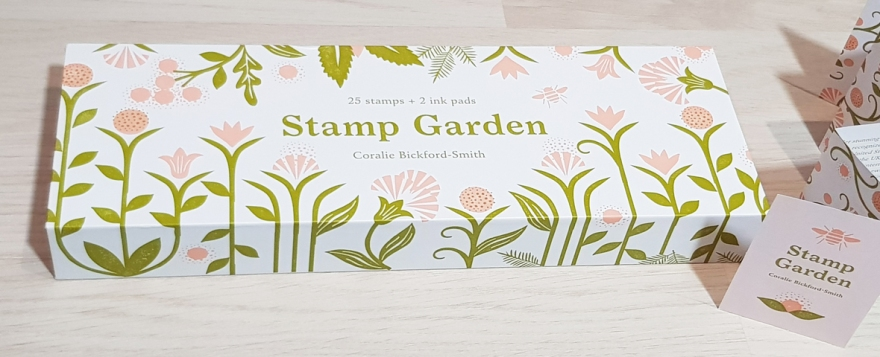 Stamp Garden by Coralie Bickford-Smith