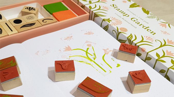 Stamp Garden by Coralie Bickford-Smith