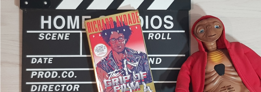 Richard Ayoade presents The Grip of Film by Gordy LaSure
