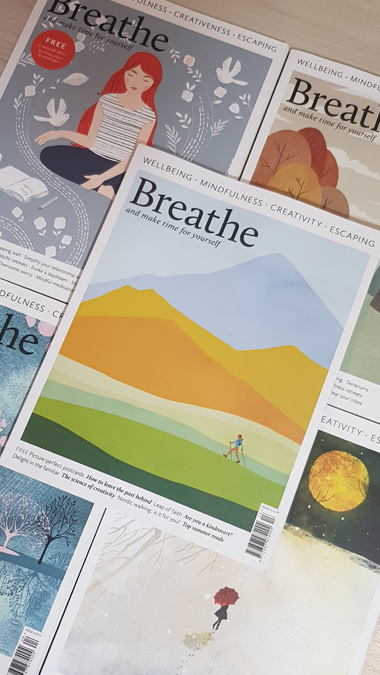 Breathe magazine collection