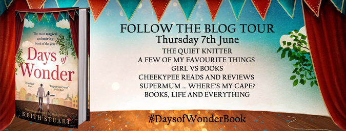 Days of Wonder blog tour
