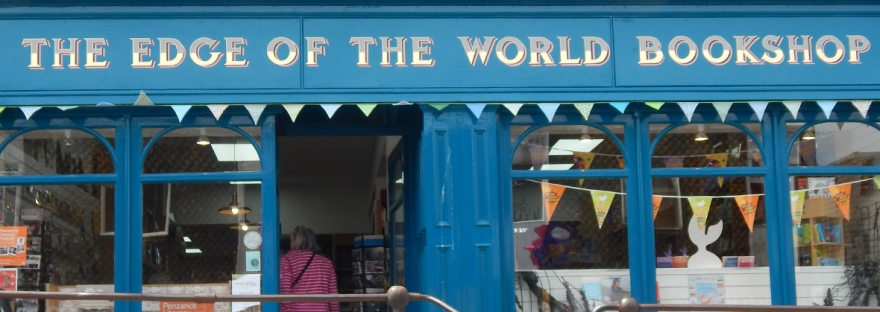 The Edge of the World Bookshop, Penzance