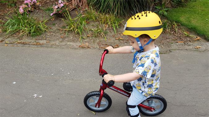Jenson bike ride