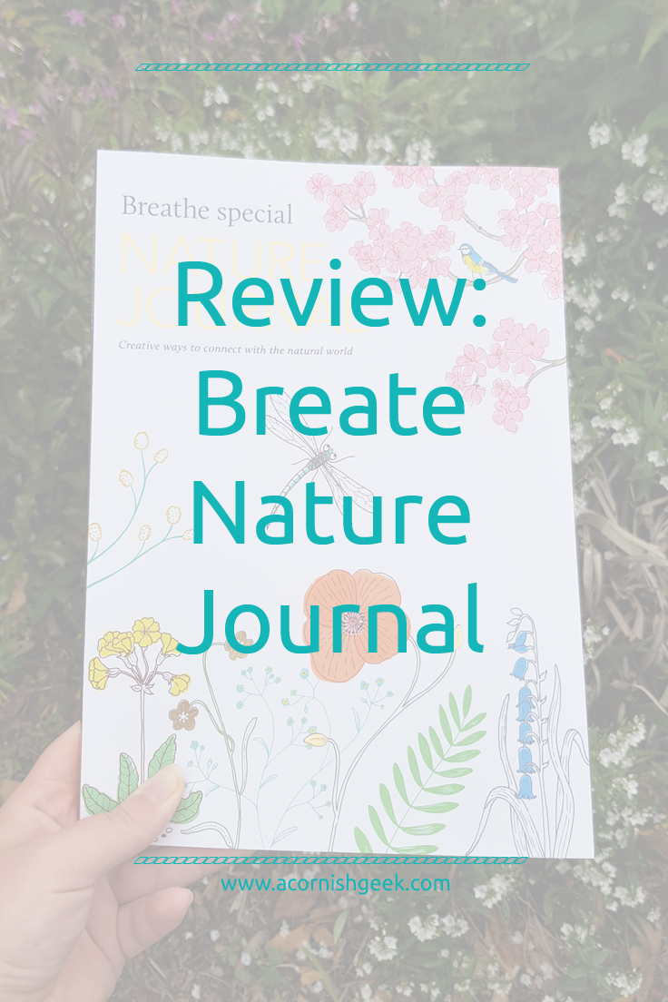 Breate Nature Journal review