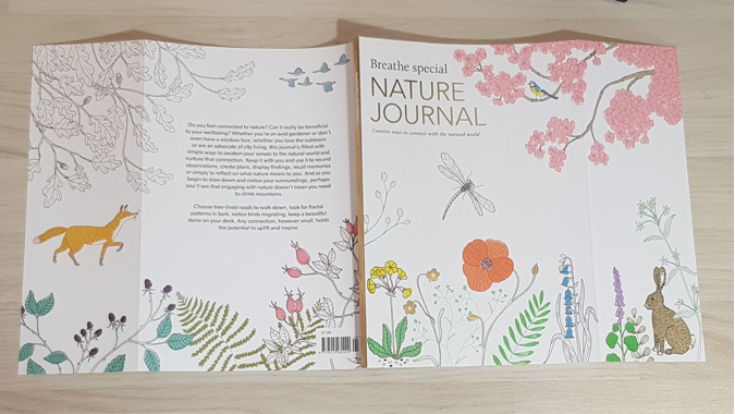 Breathe Nature Journal review