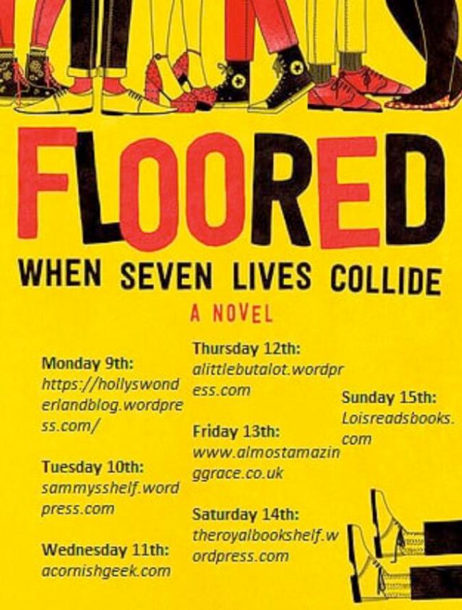 Floored blog tour