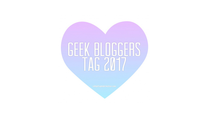 geek bloggers tag